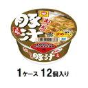マルちゃん あつあつまめ豚汁うどん 49g(1ケース12個入) 東洋水産 マメトンジルウドン49GX12
