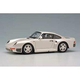 1/43 ポルシェ 959 1986 パールホワイト【EM305A】 メイクアップ