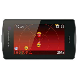 A30 ユピテル GPS内蔵 レーダー探知機 YUPITERU