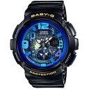 BGA-190GL-1BJF カシオ BABY-G Beach Traveler Series デジアナ時計 レディースタイプ [BGA190GL1BJF]【返品種別A】…