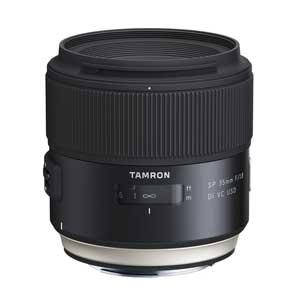 F012S-SP35DIソニー タムロン SP 35mm F/1.8 Di USD (Model F012)※ソニーマウント ※Di シリーズ [F012SSP35DIソニ]【返品種別A】
