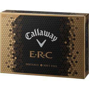ERC16 WH 12P キャロウェイ E・R・C ゴルフボール 1ダース12個入り(ホワイト) Callaway CW16 ERC 12P 64225531200117 [ERC16WH12P]【返品種別A】