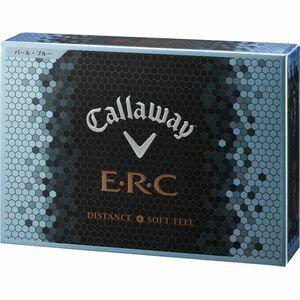 ERC16 BL 12P キャロウェイ E・R・C ゴルフボール 1ダース12個入り(パールブルー) Callaway CW16 ERC PEARL BLUE 12P 64228531200117 [ERC16BL12P]【返品種別A】