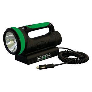 HIDL35WBA 日動工業 充電式HID懐中電灯 3200ルーメン スーパーサーチライト(HID) キセノン球