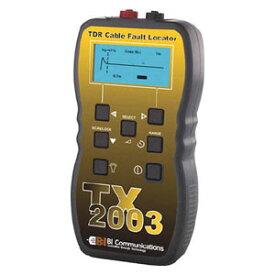 TX2003 グッドマン TDRケーブル測長機