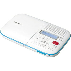 SL-ES1-W パナソニック CD語学学習機 Panasonic [SLES1W]【返品種別A】