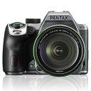 K-70-18-135シルキ-シルバ-【税込】 ペンタックス デジタル一眼レフカメラ「PENTAX K-70」18-135WR レンズキット(シルキーシルバー) PENTAX K-70 [K70181