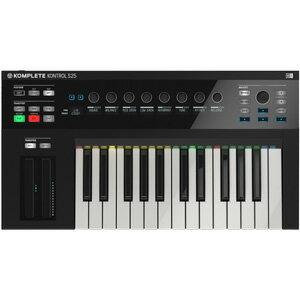 KOMPLETE KONTROL S25 ネイティブインストゥルメンツ 25鍵MIDIキーボードコントローラー Native Instruments [KOMPLETEKONTROLS25]【返品種別A】