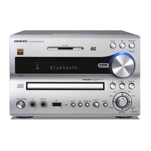 NFR-9TX(S) オンキヨー ハイレゾ対応CD/SD/USBレシーバー(シルバー) ONKYO [NFR9TXS]【返品種別A】
