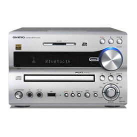 NFR-9TX(S) オンキヨー ハイレゾ対応CD/SD/USBレシーバー(シルバー) ONKYO