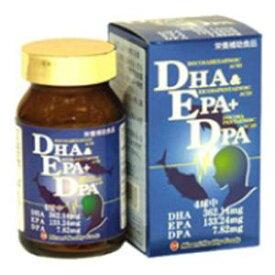 DHA&EPA+DPA 120球 ミナミヘルシーフーズ DHA&EPA+DPA