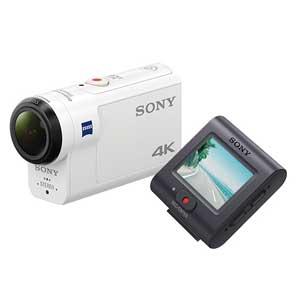 FDR-X3000R ソニー デジタル4Kビデオカメラ「FDR-X3000R」※ライブビューリモコン同梱モデル アクションカム