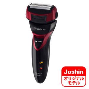RM-F16J-R 日立 電気シェーバー(ディープレッド) HITACHI S-blade【4枚刃】RM-F413のオリジナルモデル