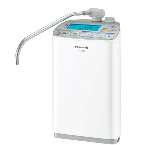 TK-HS70-W パナソニック 据置型水素水生成器(パールホワイト) Panasonic 還元水素水