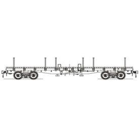 [鉄道模型]トラムウェイ (HO) TW-7000AA 国鉄チキ7000 2両セット