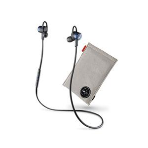 BACKBEATGO3-CB-C プラントロニクス Bluetooth 3.0 ステレオヘッドセット(コバルトブラック)【充電ケース付モデル】 Plantronics BackBeat GO3 [BACKBEATGO3CBC]【返品種別A】