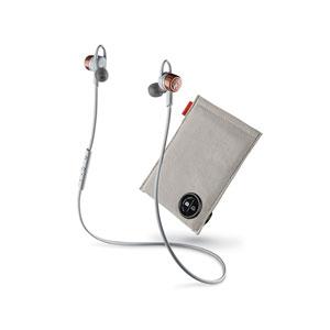 BACKBEATGO3-CG-C プラントロニクス Bluetooth 3.0 ステレオヘッドセット(コッパーグレー)【充電ケース付モデル】 Plantronics BackBeat GO3 [BACKBEATGO3CGC]【返品種別A】