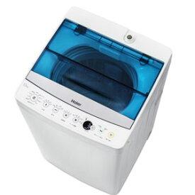 (標準設置料込)JW-C55A-W ハイアール 5.5kg 全自動洗濯機 ホワイト Haier