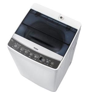 JW-C55A-K ハイアール 5.5kg 全自動洗濯機 ブラック Haier [JWC55AK]【返品種別A】(標準設置料込)