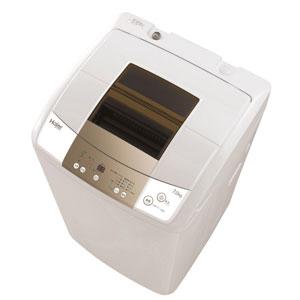 JW-K70M(W) ハイアール 7.0kg 全自動洗濯機 ホワイト Haier [JWK70MW]【返品種別A】(標準設置料込)