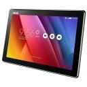 Z300CNL-BK16【税込】 エイスース 10.1型タブレットパソコン ZenPad 10 SIMフリーモデル (ブラック) [Z300CNLBK16]【返...