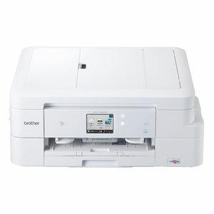 DCP-J983N ブラザー A4カラープリント対応 インクジェット複合機(ホワイト) brother PRIVIO(プリビオ) J983N [DCPJ983N]【返品種別A】