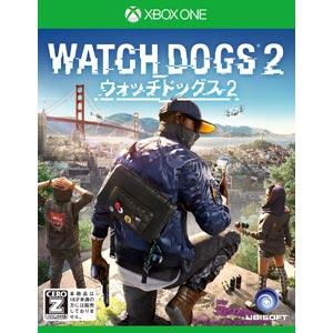 【Xbox One】ウォッチドッグス2 ユービーアイソフト [JES1-00444ウォッチドッグス]
