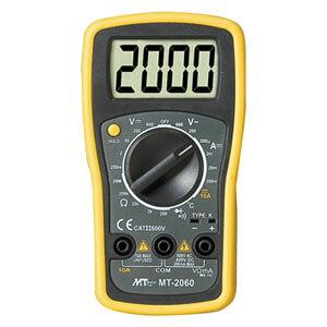 MT-2060 マザーツール デジタルマルチメータ