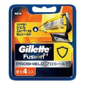 ジレット プロシールド 替刃4B 1個 P&GJapan ジレツトプロシ-ルドカエバ4コイ