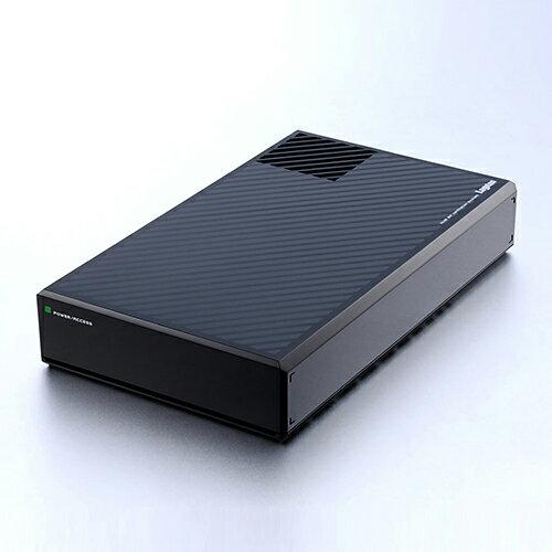 LHR-EJU3F ロジテック USB3.0対応 3.5型SATA用HDDケース(ファン付きモデル) [LHREJU3F]【返品種別A】