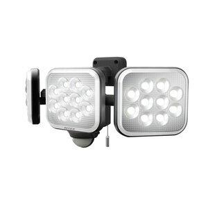 LED-AC3036 ムサシ LEDセンサーライト(12W×3灯) RITEX [LEDAC3036]【返品種別A】【送料無料】