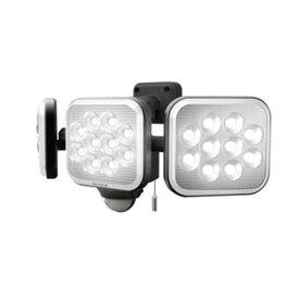 LED-AC3036 ムサシ LEDセンサーライト(12W×3灯) RITEX [LEDAC3036]