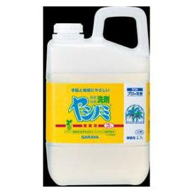 ヤシノミ洗剤 業務用 2.7kg サラヤ ヤシノミセンザイギヨウムヨウ2.7L