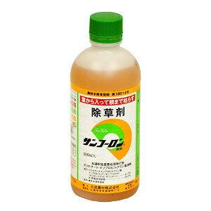 500ML(サンフ-ロン) 大成農剤 除草剤 サンフーロン(原液タイプ 500ml) [500MLサンフロン]【返品種別A】