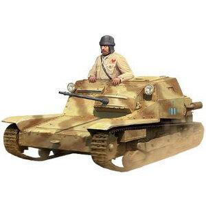 1/35 伊L35/c対戦車型カーロベローチェ・20mm機関砲搭載【CB35049】 ブロンコ