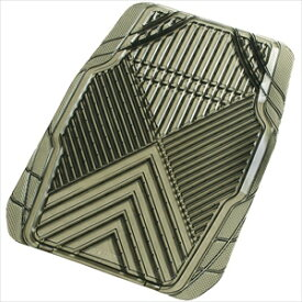 6284-01SM BONFORM ズレ防止マット(スモーク) アドバンス フロント用1枚(47X69cm)