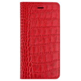 GZ3980I6 ロア・インターナショナル iPhone6s/6 ケース GAZE Vivid Croco Diary(ビビッドクロコダイアリー)レッド GAZE(ゲイズ)