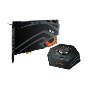 STRIX RAID DLX エイスース PCI Express x1対応 サウンドカード