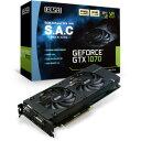GD1070-8GERXS エルザ PCI-Express 3.0 x16対応 グラフィックスボードELSA GeForce GTX 1070 8GB S.A....