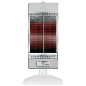 DH-1216R-SS コロナ 電気ストーブ【シーズヒーター】 【暖房器具】CORONA コアヒート [DH1216RSS]【返品種別A】【送料無料】