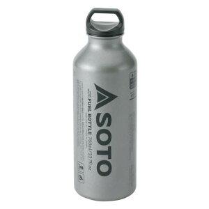 SOD-700-07 新富士バーナー MUKAストーブ専用燃料ボトル SOTO広口フューエルボトル700ml SOTO