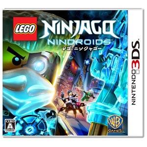 【3DS】LEGO(R)ニンジャゴー ニンドロイド ワーナー ブラザース ジャパン [CTR-P-BLNJレゴ]