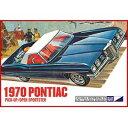 1/25 1970 ポンティアック ピックアップ/オープンスポーツスター【MPC840】 【税込】 プラッツ [PZ MPC840 ポンティアック ピックアップ...