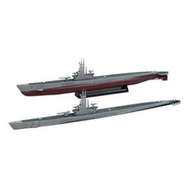 1/700ウォーターライン No.912 アメリカ海軍潜水艦 バラオ級【05209】 プラモデル アオシマ