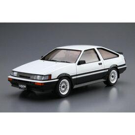【再生産】1/24 ザ・モデルカー No.17 トヨタ AE86 カローラレビンGT-APEX'85【05225】 アオシマ