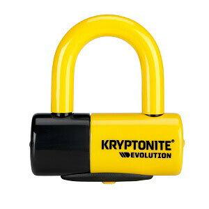 999614 クリプトナイト EV4 ディスクロック(イエロー) KRYPTONITE [KRP999614]【返品種別A】