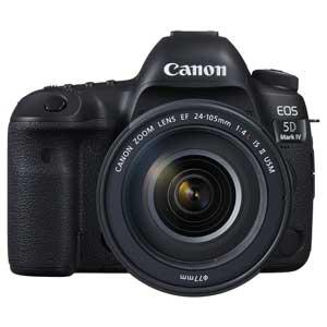 EOS5DMK4-24105IS2LK キヤノン デジタル一眼レフカメラ「EOS 5D Mark IV」EF24-105mm F4L IS II USM レンズキット [EOS5DMK424105IS2LK]【返品種別A】