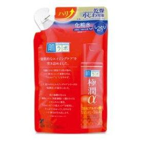 肌ラボ 極潤αハリ化粧水しっとりタイプ つめかえ用 170ml ロート製薬 ゴクジユンアルハリシトケシヨウスカエ