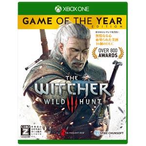 【Xbox One】ウィッチャー3 ワイルドハント ゲームオブザイヤーエディション スパイク・チュンソフト [ADZ-00001]【返品種別B】