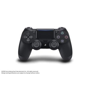 【PS4】ワイヤレスコントローラー(DUALSHOCK 4)ジェット・ブラック ソニー・インタラクティブエンタテインメント [CUH-ZCT2J PS4デュアルショックブラック]【返品種別B】【送料無料】